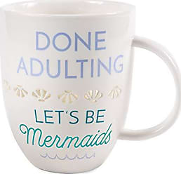 Hello My New Name Is Nana Deep Purple Dolomite Ceramic 12 Ounce Coffee Mug