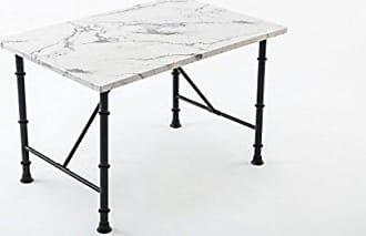 Boraam 77001 Anders Dining Table, Marble