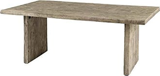 Mercana 50445-AB Dining Table, Beige