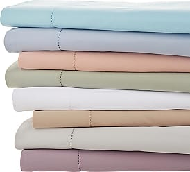 Concierge Collection 100/% Cotton 2 pack Shams Standard
