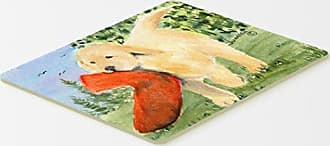 Carolines Treasures Anatolian Shepherd Welcome Kitchen or Bath Mat 24x36 Multicolor 24Hx36W