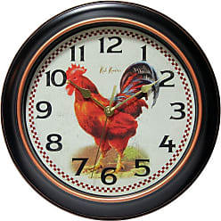 Infinity Instruments Rotterdam Wall Clock - 14877BG-3521
