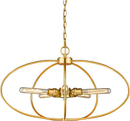 Z-Lite 3000P Persis 5 Light 28 Wide Single Tier Chandelier with