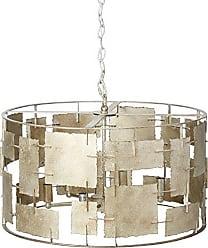 Crystorama Chandelier Bronson 6 Light, Oxidized Silver
