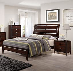 United Furniture Jackson Panel Bed, Size: King,Queen - UDF650
