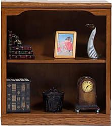 American Heartland Oak Standard Bookcase, Size: 36 in. - 14336LT