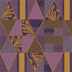 Milliken Carpet Milliken 4000031247 Pastiche Collection Valencia Area Rug 28 x 310 Lilac