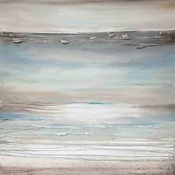 Louis Leonard Art Seascape II by Michelle Hinz Canvas Wall Art - MIH006-18X18
