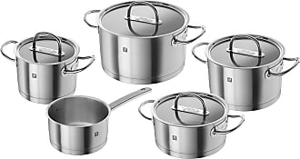 Zwilling Prime Saucepan Set - 5 Pans
