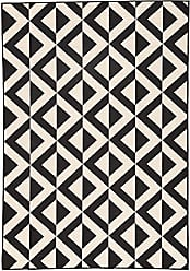 Jaipur Living Marquise Indoor/ Outdoor Tribal White Area Rug (53 X 76)