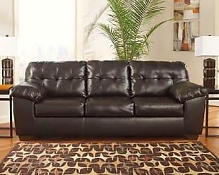 Ashley Furniture Alliston Sofa, Chocolate
