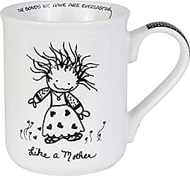 Enesco 6004528 Children of the Inner Light Like a Mother Coffee Mug 16 oz Multicolor