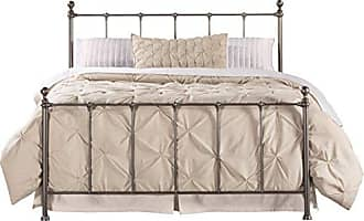 Hillsdale Furniture Furniture 1944QBF Queen Bed, Black Steel
