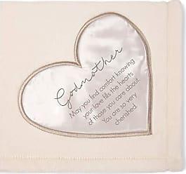 Pavilion Gift Company Pavilion - Godmother Gift Soft Royal Plush Blanket 50x60 Inch
