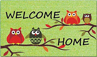 First Impression Welcome Home Printed Door Mat - A1HOME200016