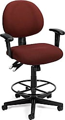OFM 241-AA-DK-201 24-Hours Task Chair with Arms and Drafting Kit