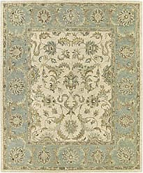 Kaleen Rugs Solomon Collection 4052-01 Ivory Hand Tufted 2 x 3 Rug