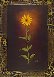 Buyartforless Blooming Susan by Jessica Fries 7 X 5 Art Print Poster