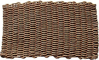 Geo Crafts PP Mariner Doormat, 24 by 39-Inch, Beige