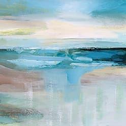 Portfolio Canvas Decor Coastal Dream by Nan Wrapped Canvas Wall Art, 36x36