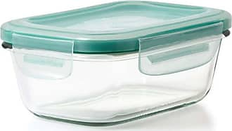 Oxo Good Grips 1.6 Cup SNAP Glass Rectangle Container - 11174200