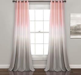 Lush Décor Darkening Window Curtain Panels - Gray - Size:52x84