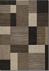 Couristan Couristan 6303/4343 Everest Geometrics/Brown-Multi 2-Feet by 3-Feet 7-Inch Rug
