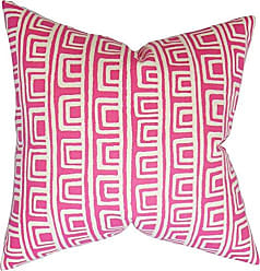 The Pillow Collection Klee Solid Throw Pillow Cover Apple