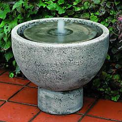 Campania International Rustica Pot Outdoor Fountain - FT-49-FN
