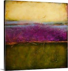 Great Big Canvas Paisley Haze II Canvas Wall Art - 1007897_24_16X16_NONE