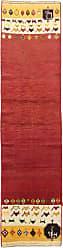 Nain Trading Oriental Rug Design Baluch 97x25 Runner Beige/Orange (Wool, Afghanistan, Hand-Knotted)