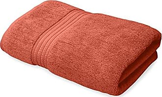 Kassatex Kassadesign Brights Collection Hand Towel, Blood Orange
