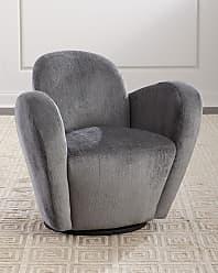 Interlude Home Miami Swivel Chair