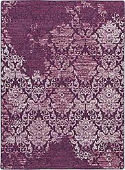Milliken Carpet Milliken 4000174039 Drayton Collection Wadsworth Area Rug, 78 X109, Deep Orchid