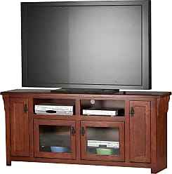 Eagle Furniture Mission 70 in. Entertainment Center - 88566PLCC