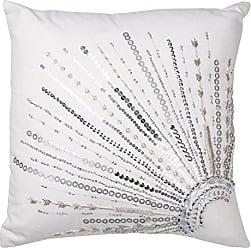 A/&B Home 18 by 18 x 6 Verrado Pillow Dark Gray