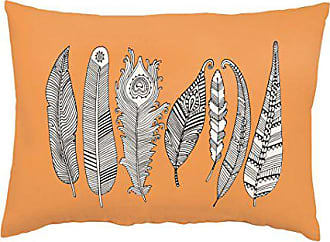 Primitives By Kathy Color Pillow, Feathers, 15 x 10