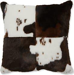 Belham Living Multi Faux Fur Decorative Throw Pillow - TH020426001HAY