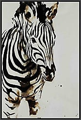 Ptm Images 9-14969 Safari Series V, Canvas Wall Art, Black