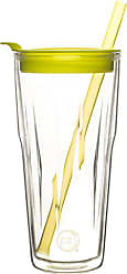 Zak designs Gem Tumblers 16 oz. Double Wall Tumbler, Lime