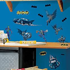 RoomMates Batman- Gotham Guardian Peel & Stick Appliques - RMK1148SCS