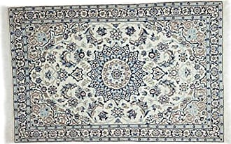 Solo Rugs Nain Hand Knotted Area Rug 3 10 x 5 10 Ivory