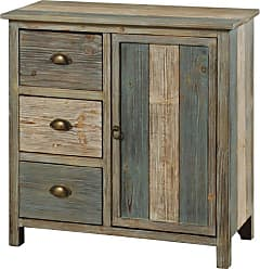StyleCraft Sanibel Three Drawers and One Door Accent Cabinet - SF24588DS