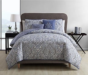 VCNY Jolie Quilted Reversible Duvet Coverlet by VCNY Home, Size: Full/Queen - JIE-5DV-FUQU-IN-PU