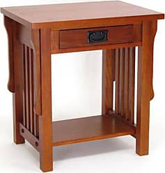 Wayborn Brookings 1 Drawer Nightstand - Oak - 9070