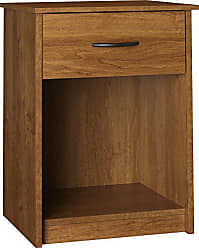 Dorel Home Products Ameriwood Home Core Night Stand, Bank Alder