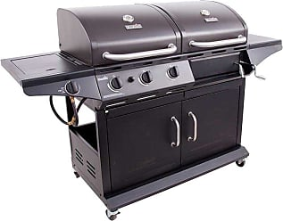 Char-Broil 1010 Deluxe Charcoal/Gas Combo Grill - 463724514