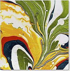 Kavka Designs DESIGNS Diluvium Canvas Wall Art