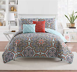 VCNY Yara Quilt Set by VCNY Multi-Color, Size: Full/Queen - YAA-5QT-FUQU-IN-MU