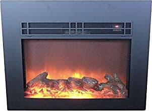 Y Decor Y Decor IN2400 Y-Décor True Flame Electric Fireplace Insert 24 with Front Surround